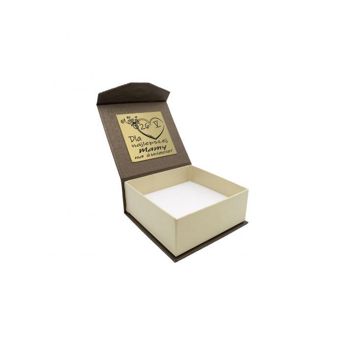 Pudełeczko z grawerunkiem na DZIEŃ MAMY 70x70x31